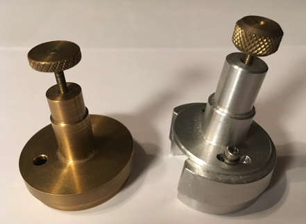Library of Congress device on left and new angle device on right